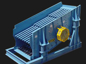 inclined screen mining equipment