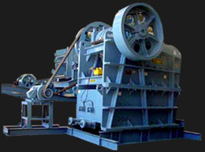 jaw crusher mining equipment